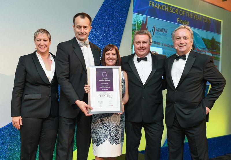 Rainbow reaches final in BFA awards