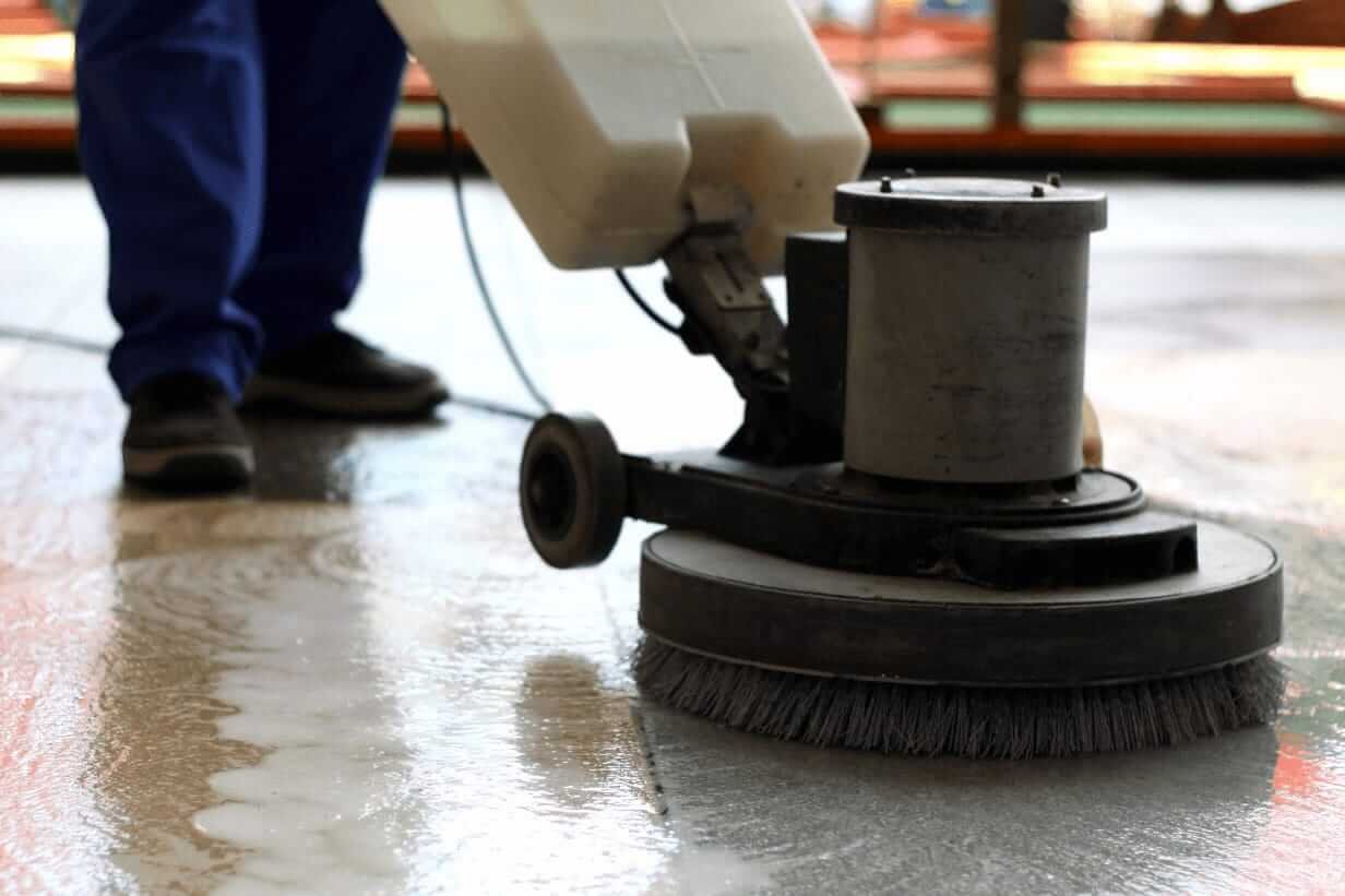 A Guide To Commercial Deep Cleaning