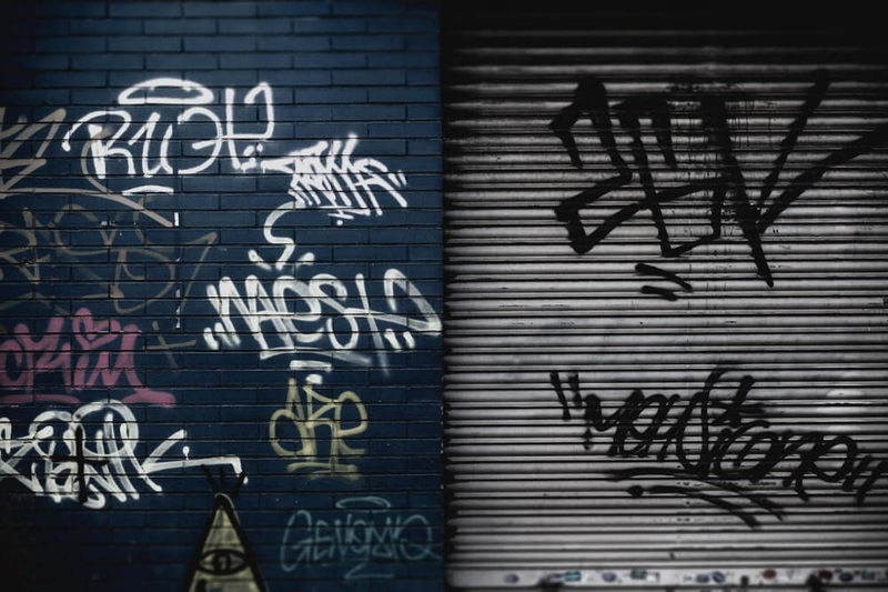 Why You Should Act Fast When It Comes To Graffiti Removal & Cleaning