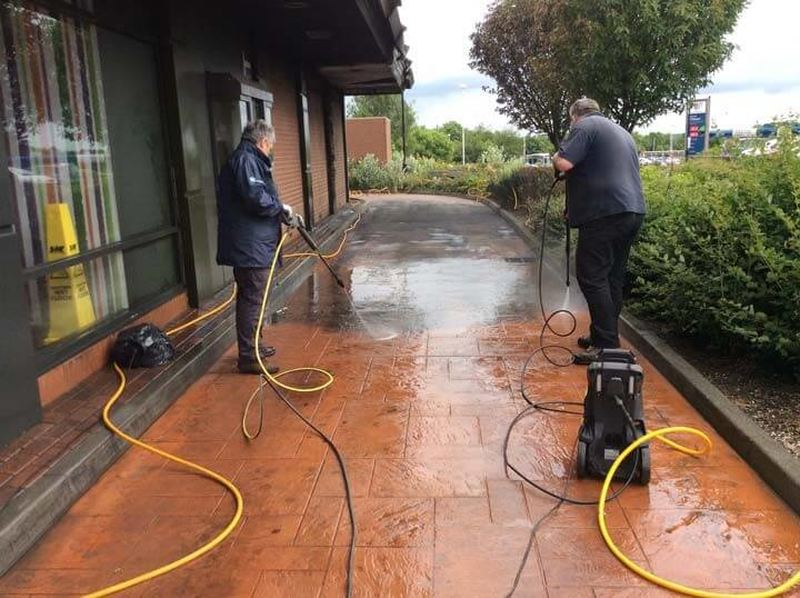 What Is Blast Cleaning?