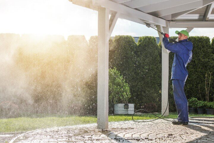 Pressure Washing Vs Power Washing: What's The Difference?